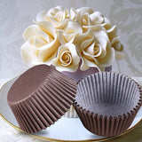 Beautiful & Colorful Paper Cup Cake/Muffin Mold (100 pcs/lot, Bakery, Kitchen)