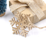 Adorable Wooden Pendant Ornaments for Christmas/Wedding/Birthday Decorations