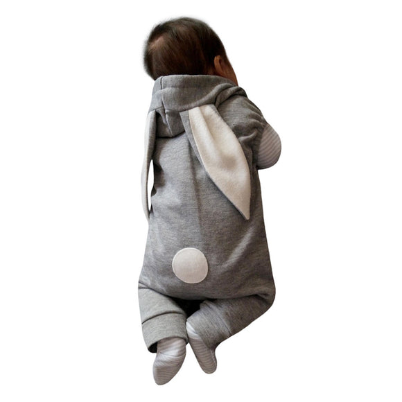 Cute Baby Rabbit Romper