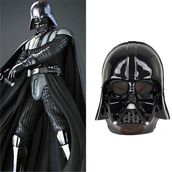 Deluxe Star Wars Darth Vader Mask (Halloween)