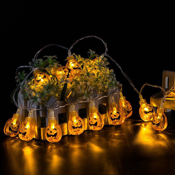 Decorative LED String Lights (Halloween)