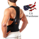 Comfortable Shoulder & Back Posture Therapy Suit (Back Brace Health Care) (USA Warehouse Direct 9-18days)