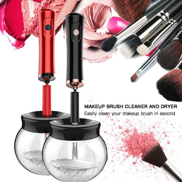 Electric Makeup Brush Cleaner (Beauty & Health)