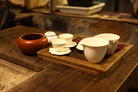 tea trays