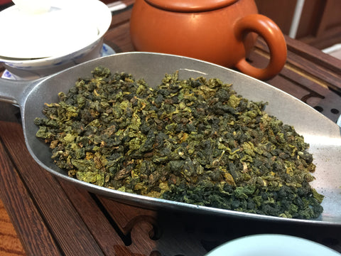 Medium Roasted Oolong