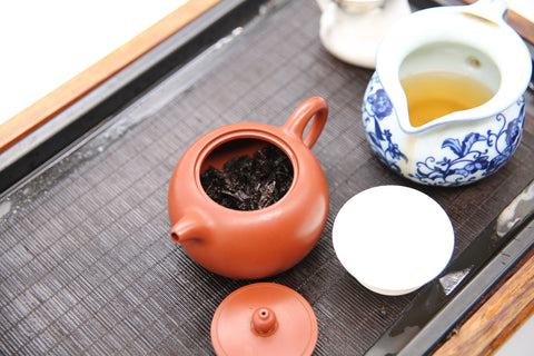 roasted oolong tea chaozhou style
