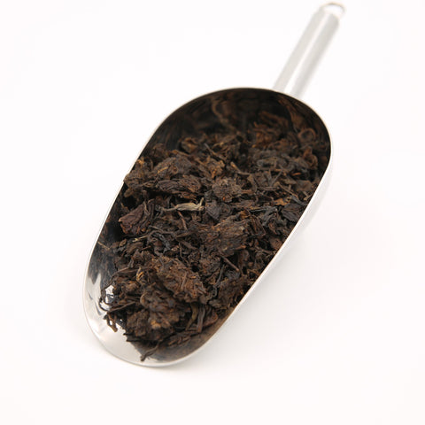 Year 2001 Non-fermented Pu erh Black Tea Cake (Puer Tea) - KHC t-house