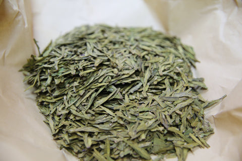 Shifeng Longjing Green Tea 2020 (First Harvested) 80grams - KHC t-house