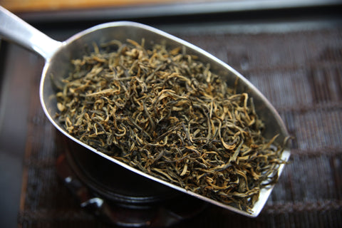 Golden Eyebrow Lapsang Souchong - KHC t-house