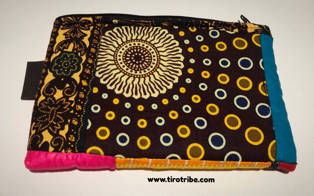 Moja patchwork purse