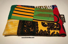 Mbili patchwork purse