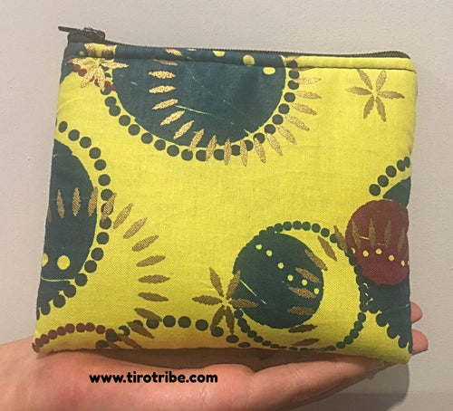 Sunshine tribal essential oil purse (4 pockets)