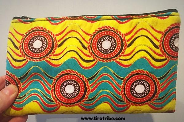 Kilifi Wave Kenyan purse