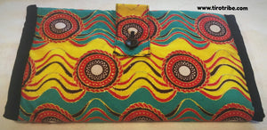 Kilifi Wave Kenyan Wallet Purse