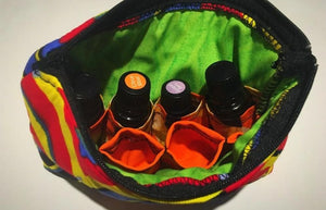 Langata essential oil purse (8 pockets)