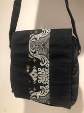 Pepper Cross Body Denim Bag