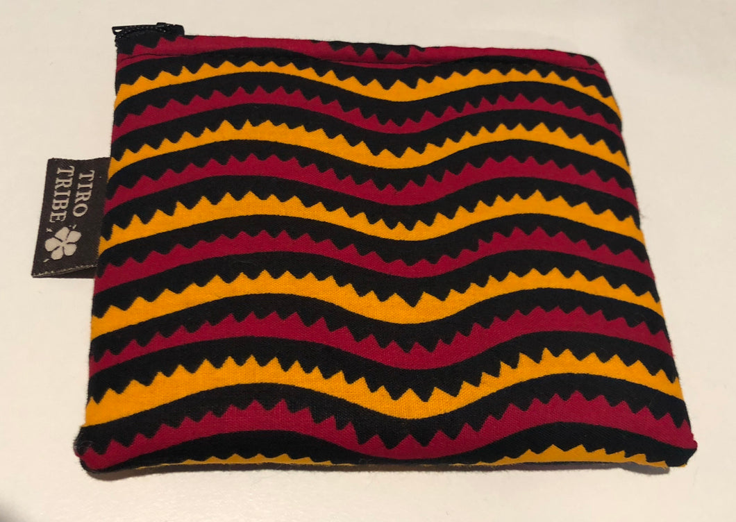 Lava medium square purse