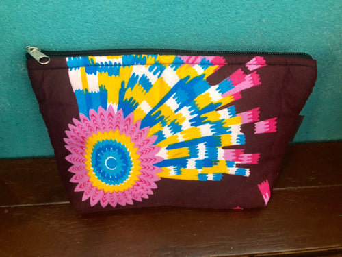 Amani Splash travel / beauty bag (10 pockets)