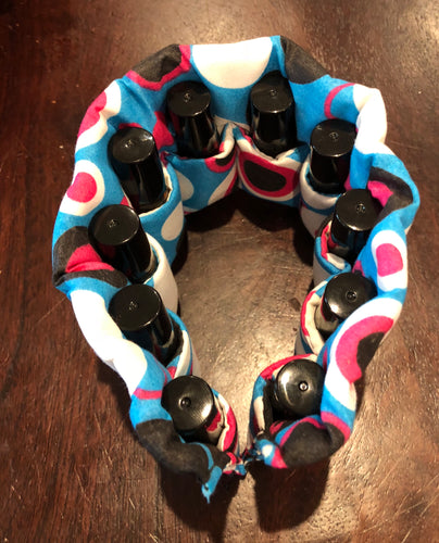 Watamu - 5ml Essential Oil Roller Pouch (10 pockets)