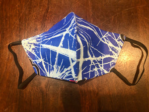 Blue Sky Fabric Mask