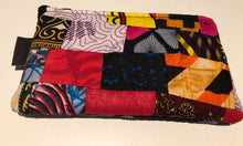 Kenya saba patchwork purse