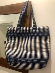 Sailor tote beach bag
