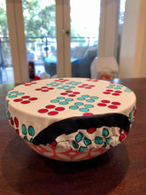 Dotty Kanga Bowl Cover