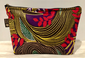Large shimoni beauty / travel bag