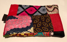 Kenya Kumi patchwork purse