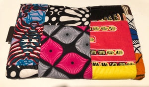 Kenya Tisa patchwork purse