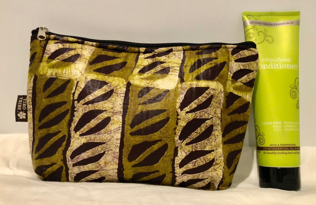 Large safari impala essential oil travel bag (10 slots)