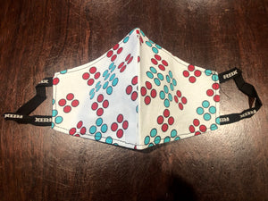 Dotty Kanga Mask