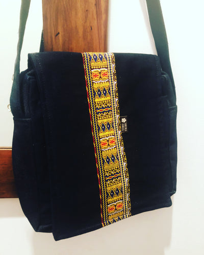 Ziggy Cross Body Denim Bag