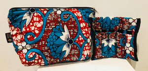 Large Malindi beauty / travel bag
