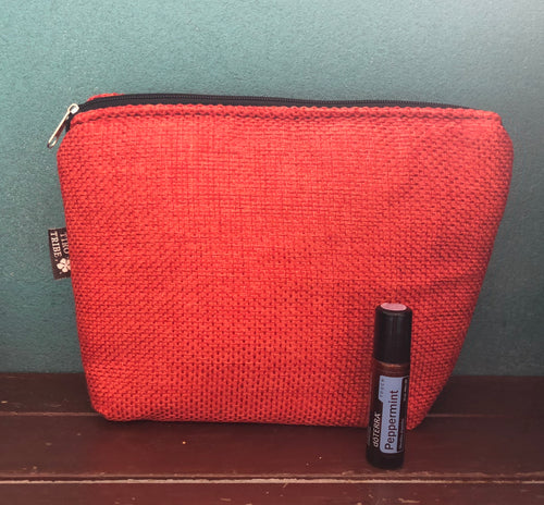 Amboseli orange travel bag