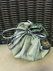 Kikoi drawstring bags (8 pockets)