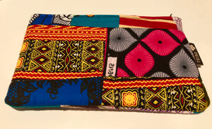 Kenya 12 patchwork purse