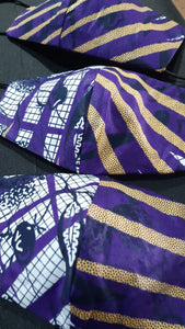 Purple Haze Fabric Mask