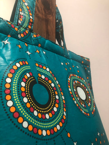 Jade Large Tote Bag