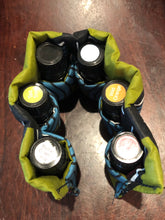 Limuru 5ml essential oil bottle pouch (6 pockets)