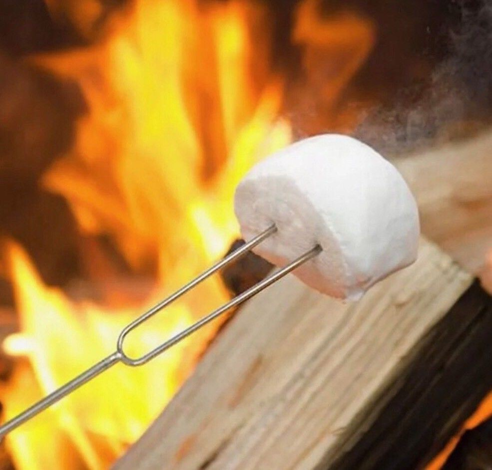 32 PCE  BBQ Marshmallow, Extendable Telescopic Sausage Roasting Forks - Outback Tactical