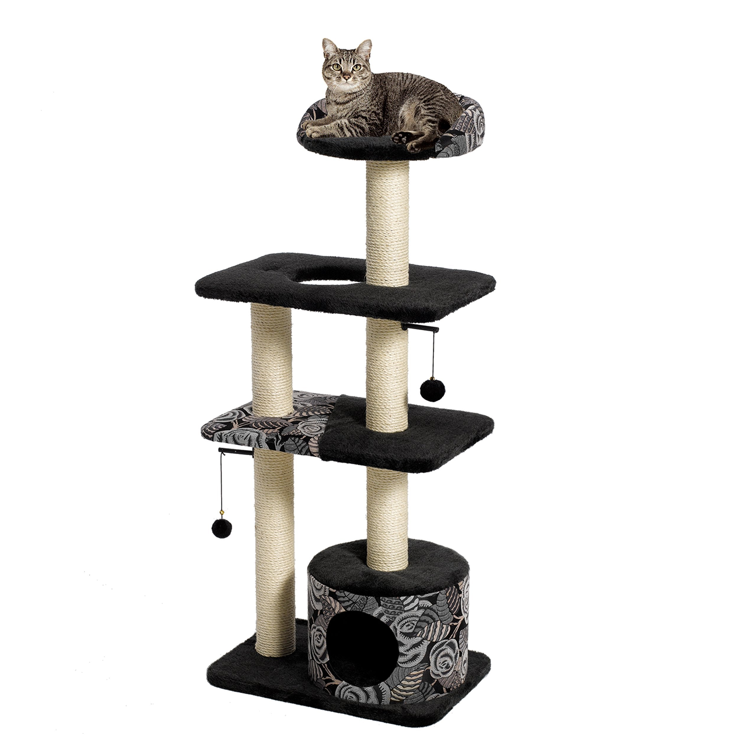 Feline Tower Cat tree Furniture Scratching Post