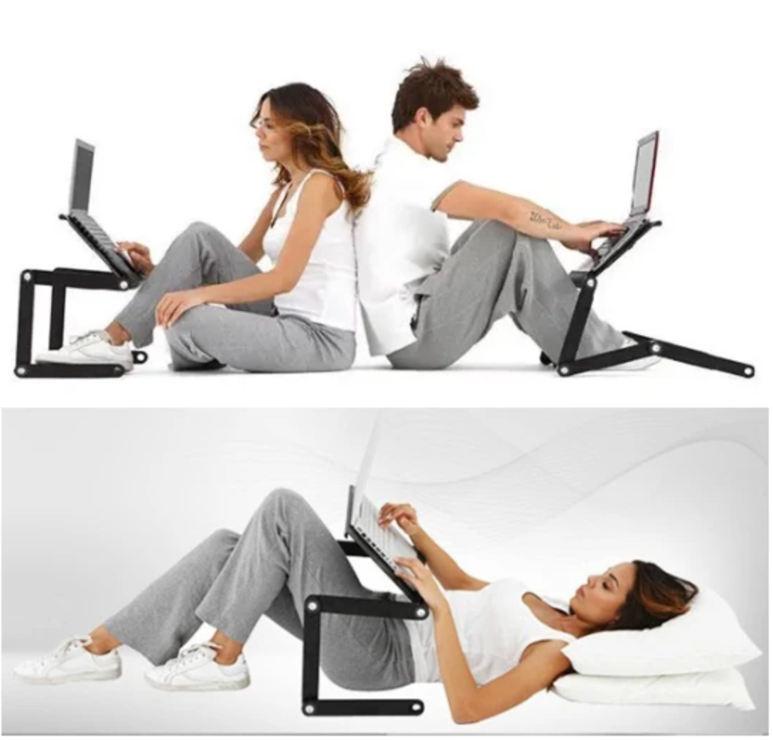 StandX™ Adjustable Laptop Stand Table