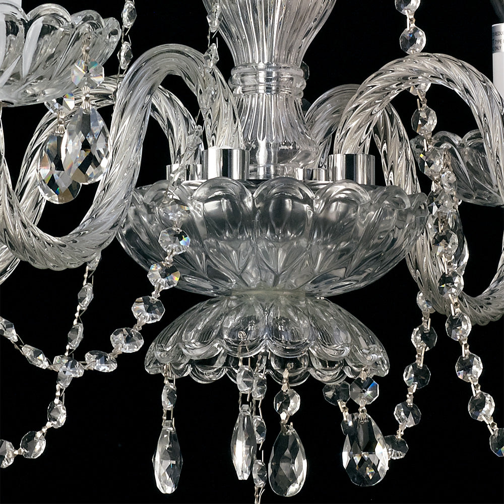 Starthi mini crystal chandelier 4 light antique small pendant chandeli starthi mini crystal chandelier 4 light antique small pendant chandelier ceiling light aloadofball Image collections