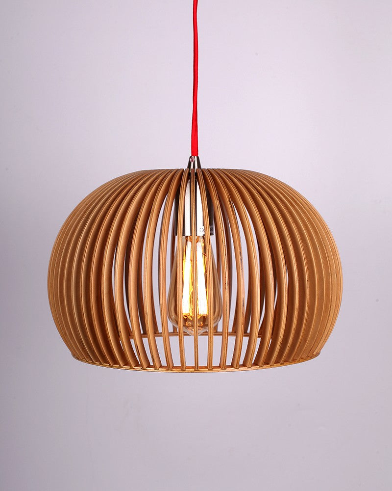 Starthi contemporary style bentwood bowl shape pendant light bentwood bowl ceiling pendant lighting aloadofball Image collections