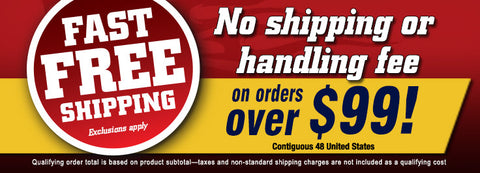 Free Shipping From Order From $99