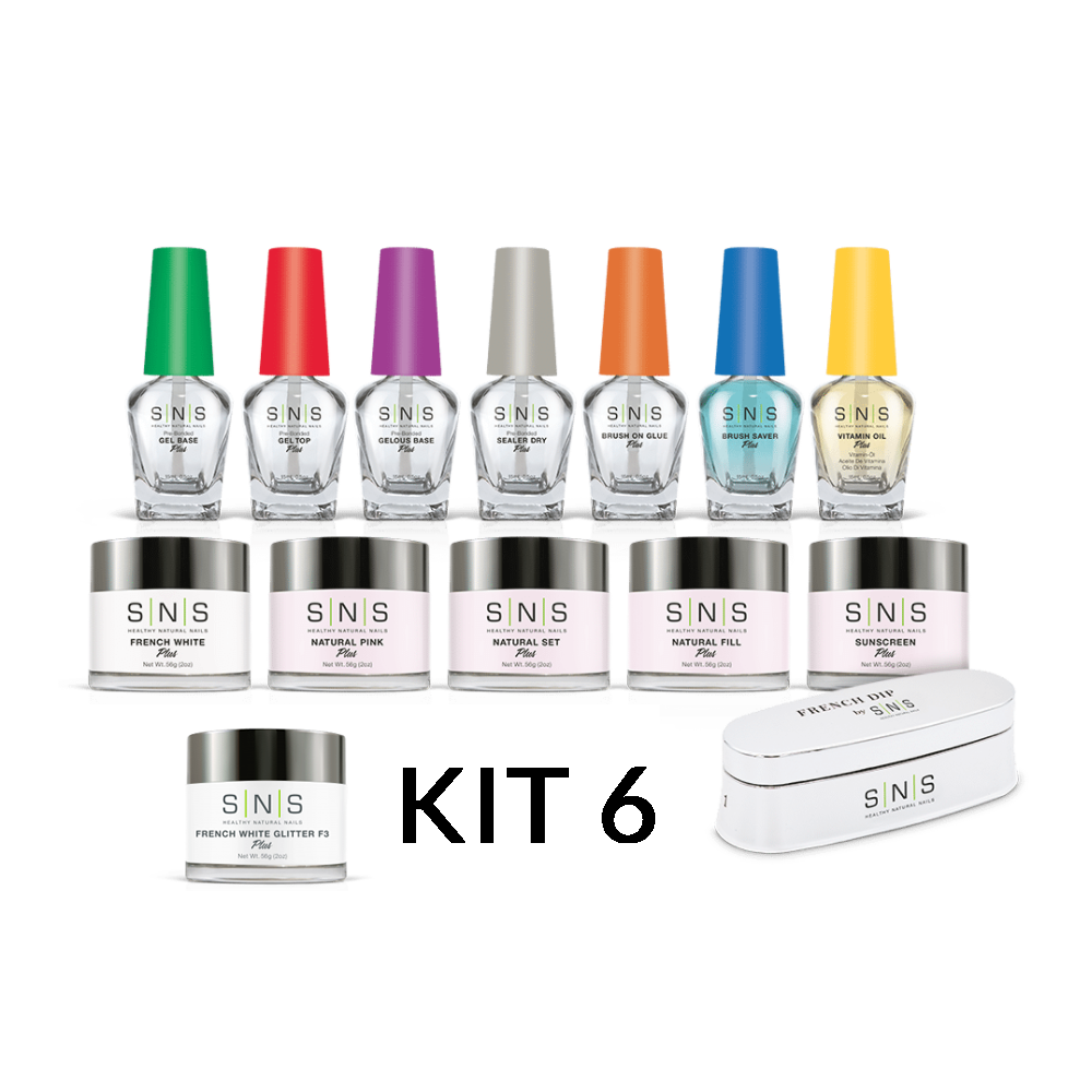 SNS Pro Kit 6 – Global Nail Supply