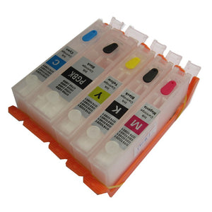 PGI-150 cli-151 pgi150 refillable ink cartridge For CANON PIXMA MG5410 MG5510 MG5610 MG6410 MG6610 IP7210 MX721 Ix6810 printer