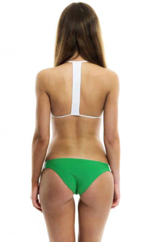 Green Playa Bikini Bottom