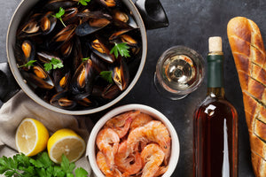 bbq steamed mussels recipe